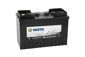 VARTA Promotive Black I4 610047068A742, Art.-Nr. 502883 - Akku Mäser - B2B-Shop