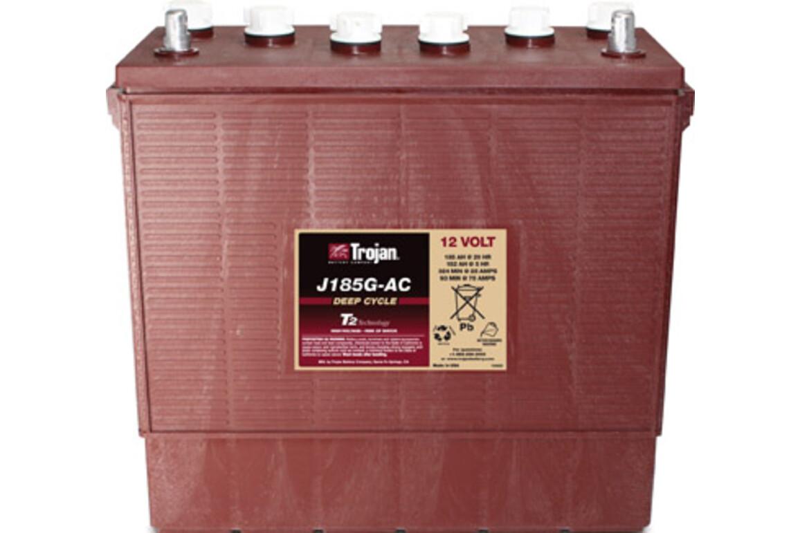 Trojan J185G-AC, Art.-Nr. 504551 - Akku Mäser - B2B-Shop